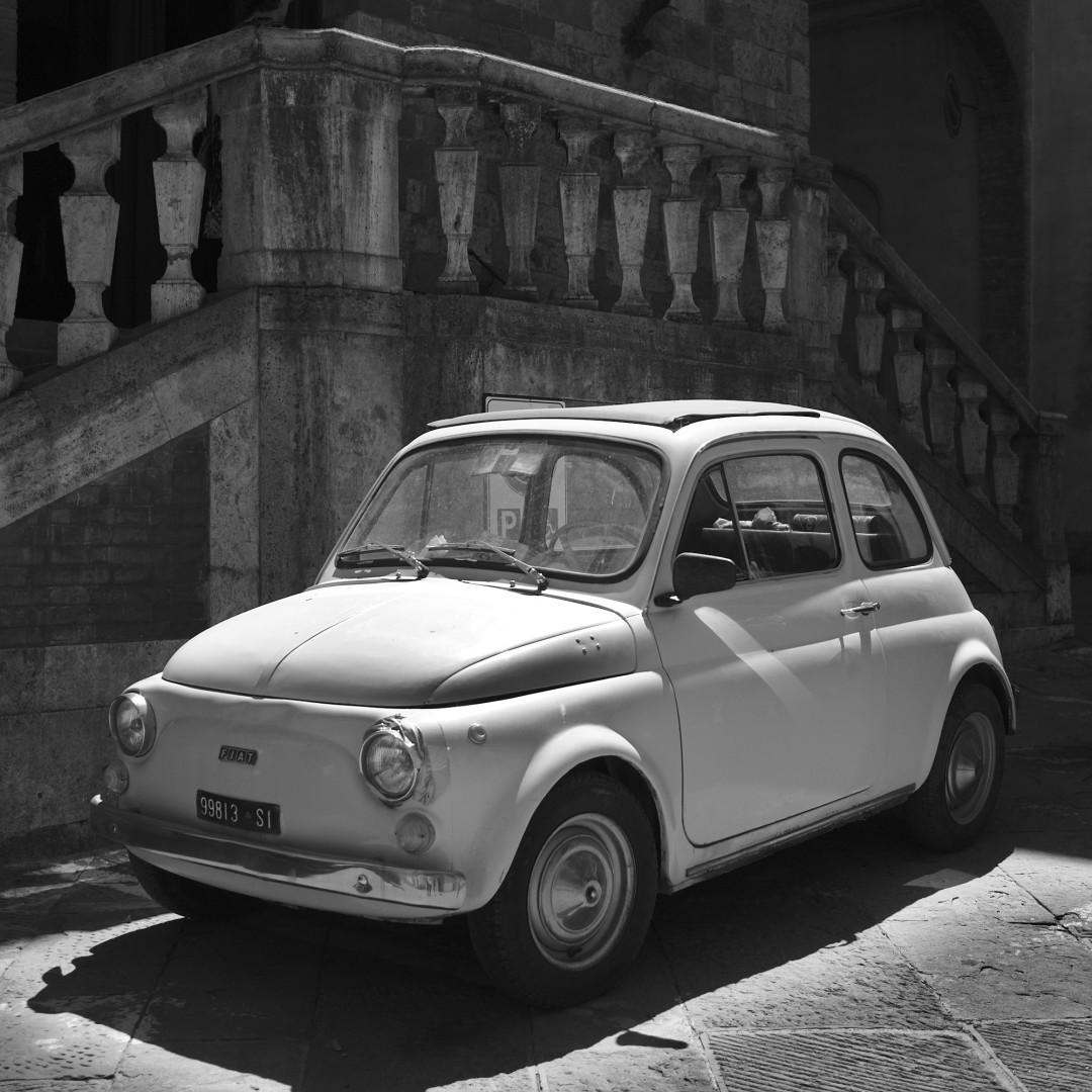 Fiat 500 (original version)