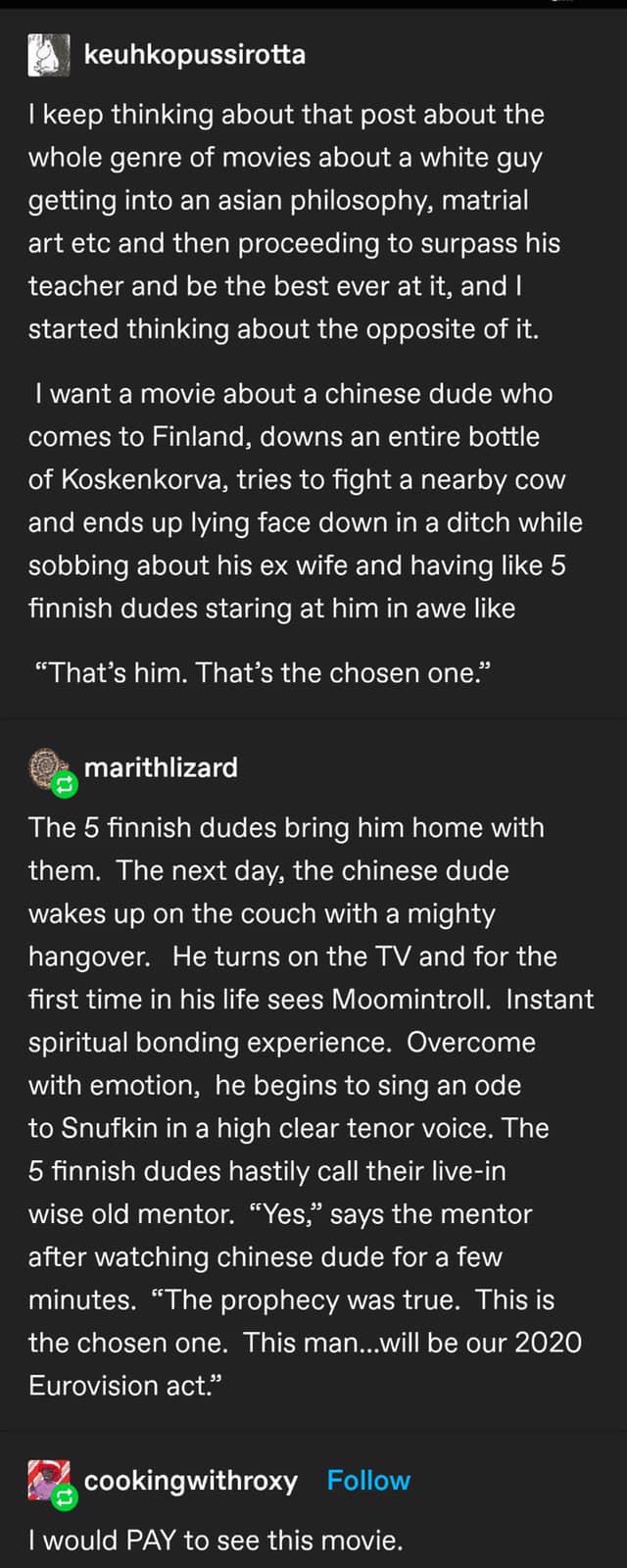 finnish guy